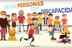 COnvención Internacional Derechos Personas Discapacidad