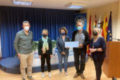 Entrega Ayuda Solidaria Colegio Enfermería