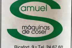 Logotipo Samuel
