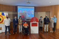 Presentación 8 Marcha Aspace Huesca 15 sept 2020